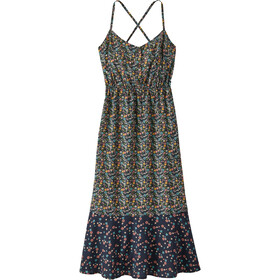 Patagonia Lost Wildflower Vestido Mujer, cover crop small/new navy